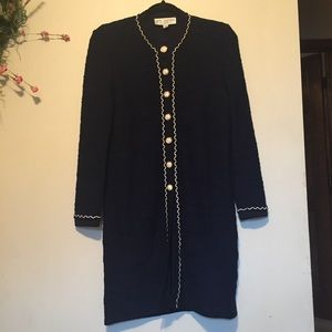 ST. JOHN Collection cardigan